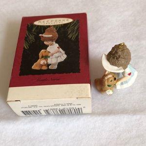 Hallmark Keepsake Ornament Gentle Nurse 1994